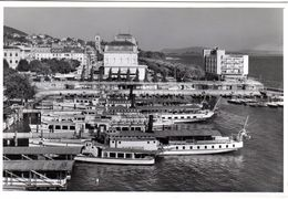 Photo Originale:  Neuchâtel - Le Port /~17x11.5 Cm / Suisse / Schweiz / Swizzera / - Lieux