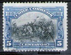 CHILE-Yv. 74-N-9409 - Cile