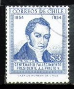 CHILE-Yv. 255-N-9413 - Chile