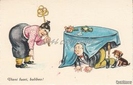 "Humor_Caricature_Satira_Umorismo_""Vieni Fuori Babbeo !"" - Humor"