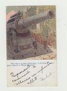 WWI- FRANCHIGIA MILITARE 1917 - ILLUSTRATORE FINOZZI - CARTOLINA POSTA MILITARE - Guerra 1914-18