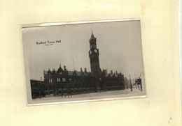 Angleterre >Nottinghamshire TOWN  HALL-Tnon Circulé  (vers 1910) - Altri