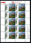 Nederland 1997: 10 Vakantie Groeten** MNH - Neufs