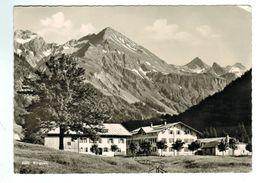 16827         Cpm   BIRGSAU über OBERSTDORF     , Carte Photo    ACHAT DIRECT !! - Oberstdorf