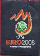 Panini Football Euro 2008 Uefa Sticker European Championship Nr. 4 Logo Austria Switzerland - Sport