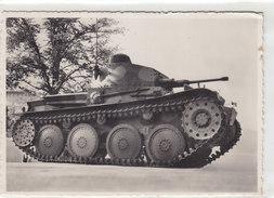 Wehrvorführung Mit Panzer 1939 - Sonderstempel      (P-62-10314) - Matériel