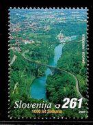 Slovenia: 2001 Millenary Of Solkan MNH - Slovenia