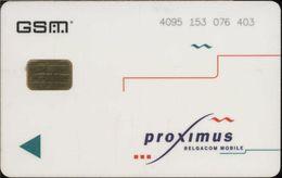 Belgium - GSM - Proximus - PRO-008 - 4095 - R - Belgien