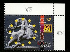 Slovenia: 2001 Europe Day MNH - Eslovenia