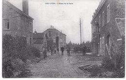 CLAVIER (4560) Les Avins Place De La Gare ( Rue Des SEPT BONNIERS ) - Clavier