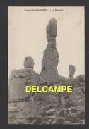DF / 34  HERAULT / MOURÈZE / CIRQUE DE MOURÈZE / LE SERPENT / CIRCULÉE EN 1933 - France