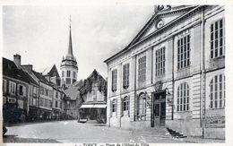 [89] Yonne > Toucy Place De L Hotel De Ville - Toucy