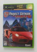 Xbox Japanese : Project Gotham Racing 2 G44-00034 - X-Box