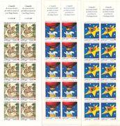 Carnets Croix  Rouge  Neufs Non Pliés De 1995, 1996 Et 1997 . - France
