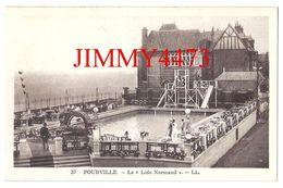 """CPA - POURVILLE ( Hautot - Canton De Dieppe ) 76 Seine Maritime - Le """" Lido Normand """" - L L - Ed. Lévy Et Neurdein N°37 - Dieppe"""