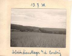 St. Goarshausen - Arbeitsdienstlager An Der Loreley 15.07.38 - Places