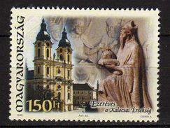 Hungary 2002 The 100th Anniversary Of Archbishopric Kalocsa. MNH - Hongrie