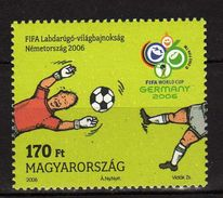 HUNGARY 2006 Football World Cup - Germany. MNH - Hongrie