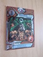 Carte Du Jeu DEUS N° 155 (Dieu Amérindien) , En Très Bon état , Voir Photos - Group Games, Parlour Games