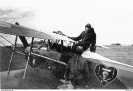 Militaria WW1 - Le Lieutenant Nungesser à Mont-L'Evêque - Oise - Aviazione