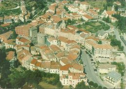 Varese Ligure (La Spezia) Borgo Rotondo, Veduta Aerea, Aerial View, Luftansicht, Vue Aerienne - La Spezia
