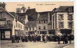 BINIC - MARCHE AU BEURRE - Binic