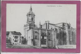 FUENTERRABIA .- La Iglésia - Guipúzcoa (San Sebastián)