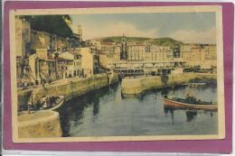 SAN SEBASTIAN .- Puerto - Guipúzcoa (San Sebastián)