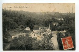 Nantheuil Nanthiat Usine De La Brégère (papeterie) - Otros Municipios
