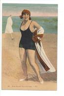 17016 - Nos Jolies Baigneuses Belle Femme - Natation