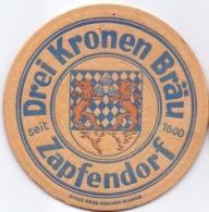 #D065-204 Viltje Drei Kronen Bräu - Sous-bocks
