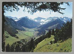 STEG Mit Ochsenkopf, Gest. 1967    58 - Liechtenstein