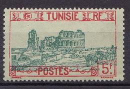 TUNISIE N° 143 NEUF* TRACE DE CHARNIERE / MH - Nuovi