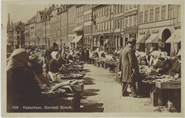 COPENHAGUE - KOBENHAVN - Gammel Strand - Ed. Alex Vincent's Kunstforlag Nr. 320 - Danemark