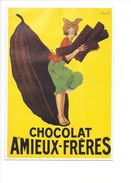 17028 - Chocolat Amieux-Frères Stalh Reproduction D'affiche (format 10X15) - Publicité