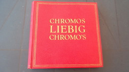 Liebig Album 50 Series 300 Stuks Images - Liebig
