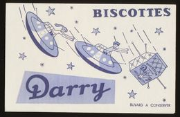 Buvard - BISCOTTES DARRY - D