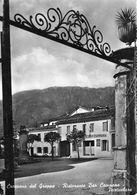 TREVISO-CRESPANO DEL GRAPPA-RISTORANTE BAR CAMPANA- - Treviso