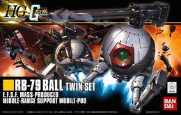 HG Gundam RB-79 Ball Twin Set 1/144 ( Bandai ) - SF & Robots