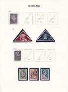 Pays Bas - Collection Vendue Page Par Page - Timbres Oblitérés / Neufs *(avec Charnière) -Qualité B/TB - 1891-1948 (Wilhelmine)