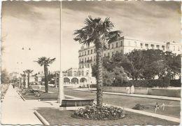 Arcachon Boulevard Promenade Devant Le Grand Hotel - Arcachon