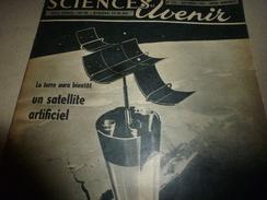 1953 SETA : La Pêche Au GROS ,des Bahamas Au Pays Basque En Passant Par La Nouvelle Ecosse; Satellite Artificiel ; Etc - Science