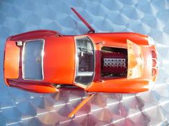 Modellauto Ferrari 250 GTO 1962 Rot,1:18/Burago (484) - Antikspielzeug