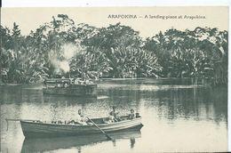 PAPOUASIE -NOUVELLE GUINEE - ARAPOKINA - Papua New Guinea