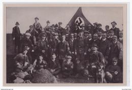 DT- Reich (000857) Propaganda Sammelbild Deutschland Erwacht Bild 13, Ein Markstein Der Bewegung Coburg 1922 - Germany