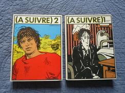 A Suivre  1 Et 2 Recueil De Numéros 1 2 3 4 5 Et 6 7 8 9 10 11 De 1978 - Livres, BD, Revues