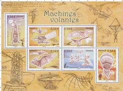 Bloc Timbres France 2006 Machines Volantes  N° 103 - Sheetlets