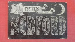 Greetings From. Bedford     Ref-2621 - Souvenir De...