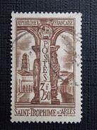 FRANCE St Trophime D´Arles N° Y&T 302 (o) - France