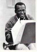CPM Miles DAVIS 1950s - Zangers En Musicus